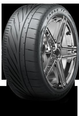 Eagle F1 SuperCar G:2 ROF - Left Tires